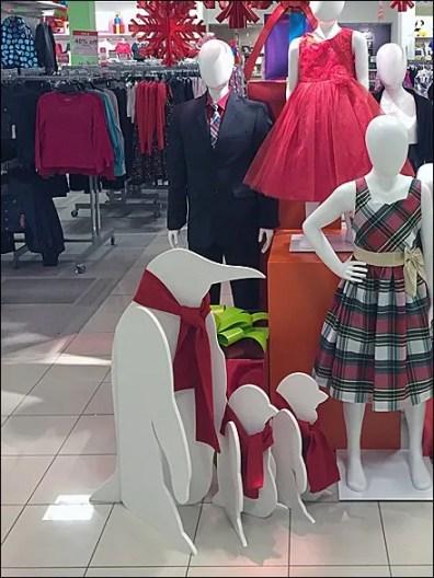 Folding Christmas Penguins 2