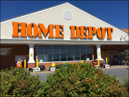 Home Depot Store Fixtures - Home Depot Bird Barbed Wire Aux