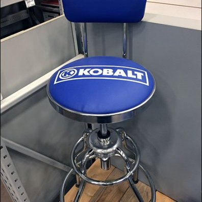 Kobalt Take-A-Seat Try-Me 2