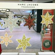 Marc Jacobs Recto Verso Snowflake