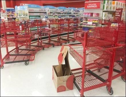 Midnight Shopping Run Cart Circle 1
