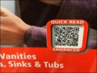 Black & Decker Quick-Read QR Code
