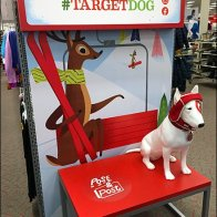 Target Dog Photo Opp Main