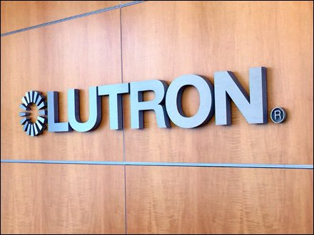 Lutron Branded Storefront Lobby