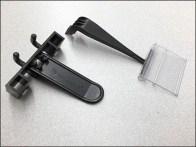 Plastic Flip Front Breakaway Scan Hook 2