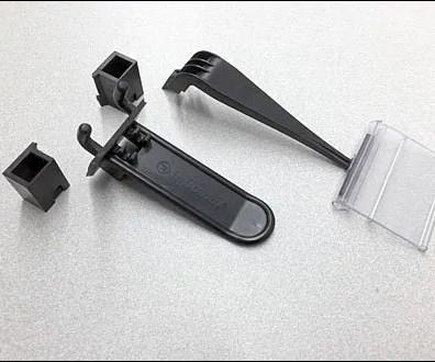 Plastic Flip Front Breakaway Scan Hook 5