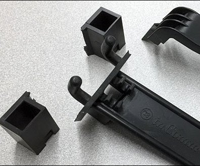 Plastic Flip Front Breakaway Scan Hook 6