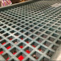 Plastic vs Grid vs Expanded Metal Transport Cart