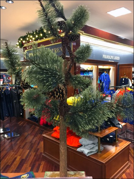 Polo Ralph Lauren Christmas Tree