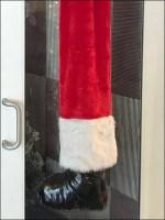 Pulling Santa's Leg for Christmas