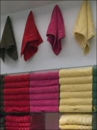 Towel & Wash Cloth Color Array 3