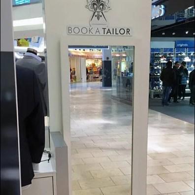 Book A Tailor Kiosk Mirror 2