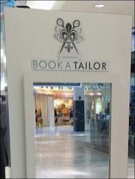 Book-a-Tailor Shirt Kiosk