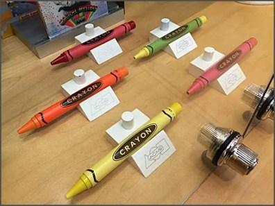 Crayola Branded Ink Pens 1