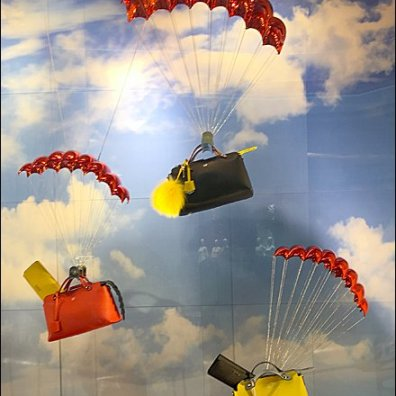 Fendi Branded Parasail 2