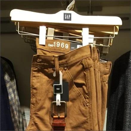 Gap Branded Hangers & More