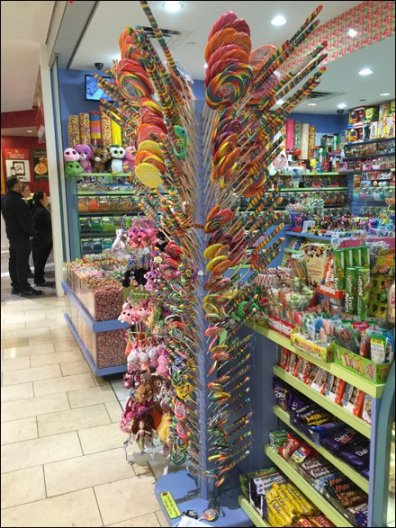 Lollipop Tree at Candy World 2
