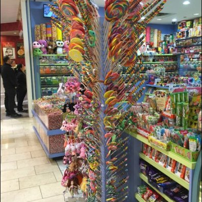 Do-It-Yourself Lollipop Tree