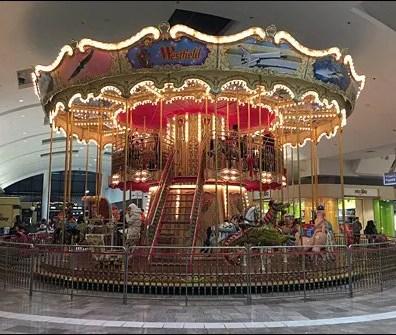 Merry-Go-Round Garden State Plaza 2