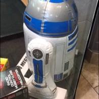 R2D2 Droid Inflatable Aux