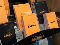 Rhodia Journal Display 2