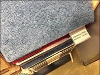 Stainmaster Carpet Sample Tabs 1