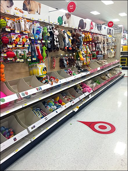 Target In-Store Game Play Continues Main