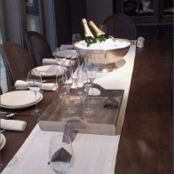 Dining Room Champagne Runway 2