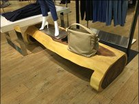 Natural Log Plank Furnishings 1