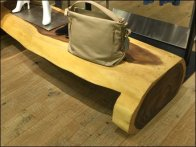 Natural Log Plank Furnishings 2