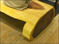 Natural Log Plank Furnishings 3