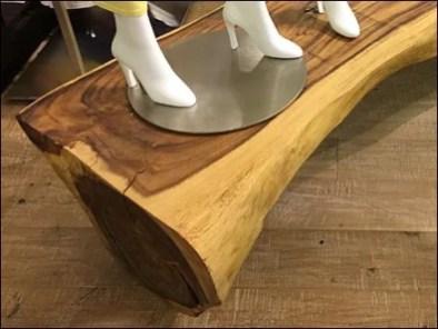 Natural Log Plank Runway C
