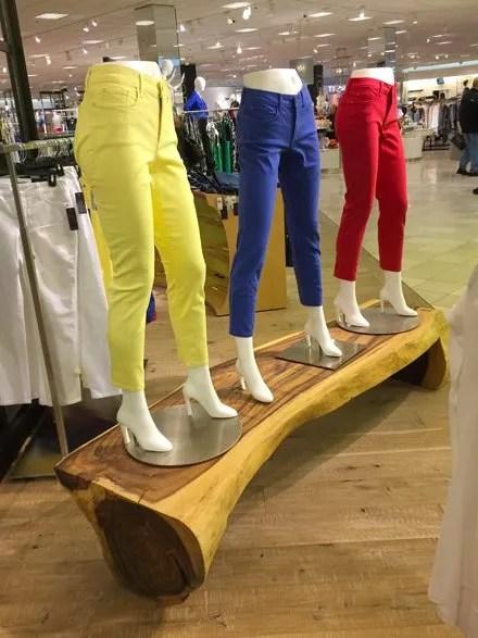 Natural Log Plank Runway Main