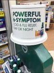 Vicks and NyQuil Brand Relief Display
