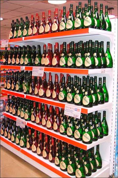 Bottles Categorized 3