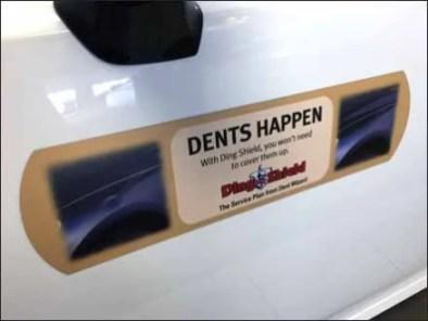 Ding-n-Dent Insurance Bandage 3a