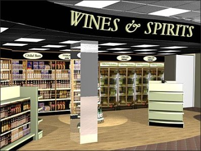 Euro Fixture Wine and Spirits 3