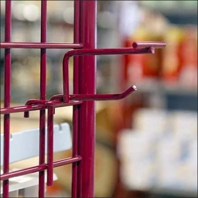 Euro Periscope Flip Front Grid Hook 2