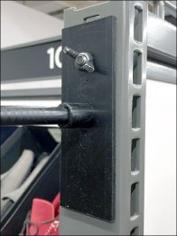 Gondola Upright Outrigger Sign Arm 3