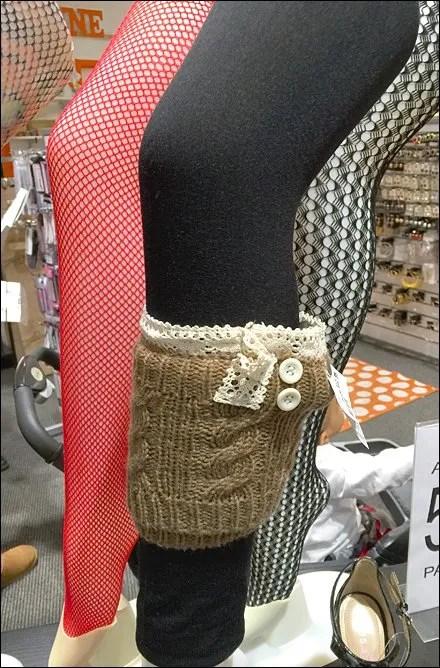 Knit Garter Winter Wear Main