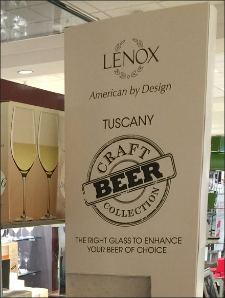 Lenox Craft Beer American by Design 3