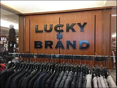 Lucky Brand Logo Gallery