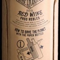 Paper Wine Bottle Main