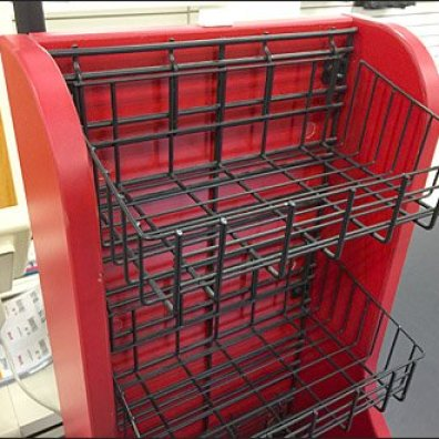 Slatwire Wire Baskets CloseUp 1