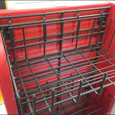 Slatwire Wire Baskets CloseUp 2