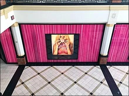 Victoria's Secret Neon Love Me
