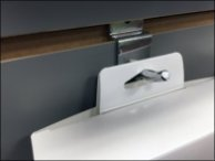 xBox Slatwall Pin-Up Hook 3