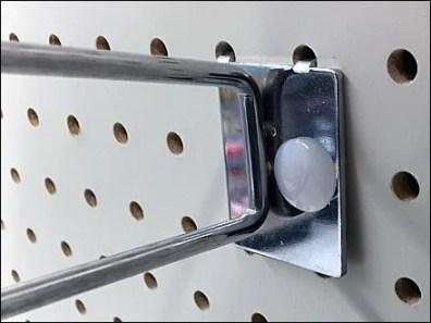 Asymmetric Anti-Sweep Metal Plate Scan Hook 5