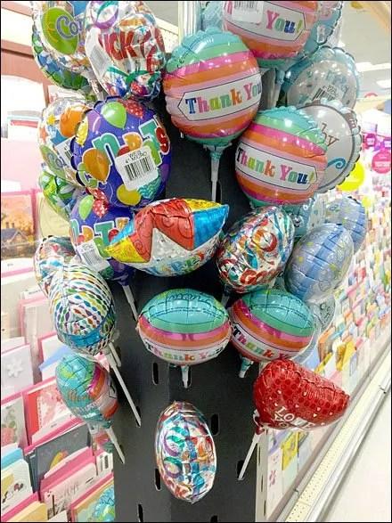 Balloon Tree Cross-Sell