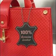 Cowhide Blank Branded 100%